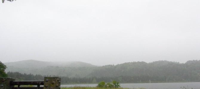 50年に1度の大雨!記憶に残った利尻島一人旅