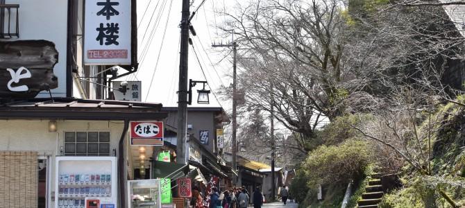 人生二度目の奈良の旅 〜奈良県吉野山(1) 心も歩調もゆっくりで 〜
