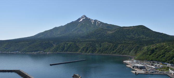 利尻島リベンジの旅〜気軽に登って楽しめる!近くに利尻山を眺めて〜