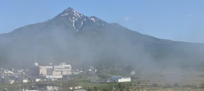 利尻島リベンジの旅〜霧と夕食と島トーク〜